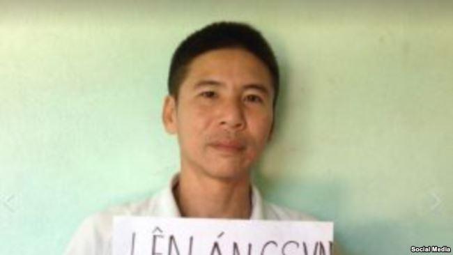 CSVN bắt giữ ông Nguyễn Trung Trực- phát ngôn viên Hội Anh Em Dân Chủ
