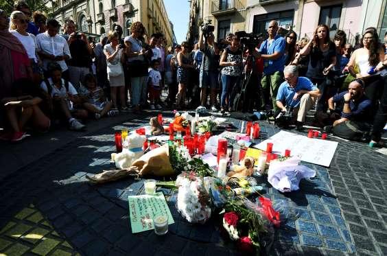 Bốn nghi can khủng bố Barcelona ra tòa