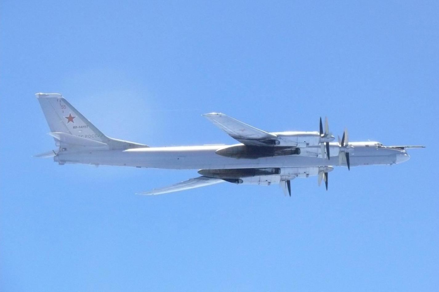 Nga cho máy bay ném bom bay gần Bắc Hàn để phô diễn sức mạnh quân sự