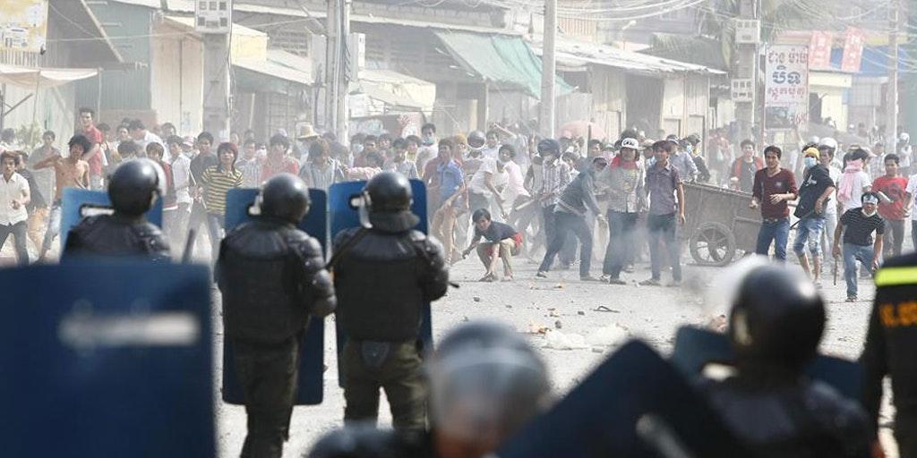 ASEAN lo ngại về tình trạng đàn áp truyền thông tại Cambodia