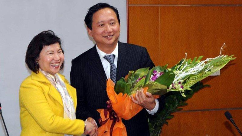 Bà Hồ Thị Kim Thoa không được 'thôi việc'
