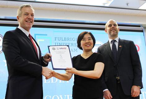 Đại học Fulbright Việt Nam sẽ giảng dạy chủ nghĩa Marx-Lenin và 'tư tưởng Hồ Chí Minh'