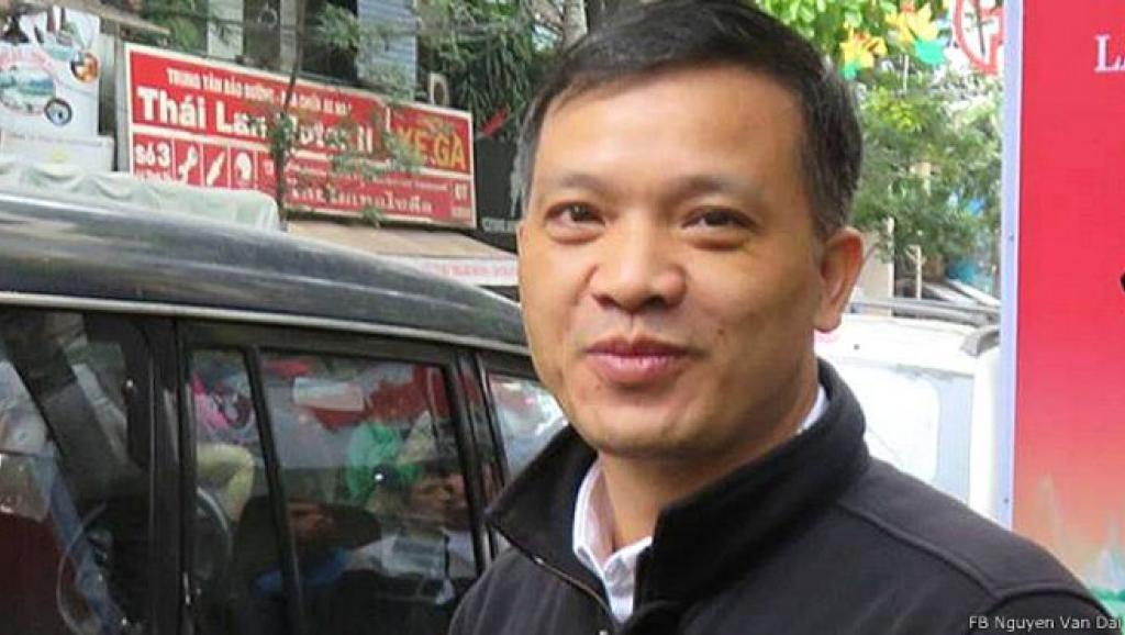 London, Dublin, Prague đánh dấu 600 ngày luật sư Nguyễn Văn Đài bị giam không xét xử