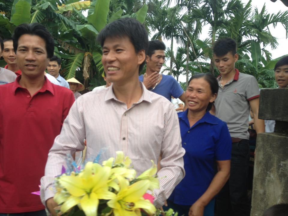 Nhà hoạt động Nguyễn Văn Oai ra tòa ngày 21/8 về tội 'chống người thi hành công vụ'