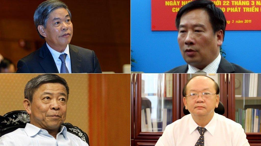 Chính phủ CSVN 'kỷ luật'  quan chức liên quan vụ Formosa bằng cách xóa chức vụ cũ