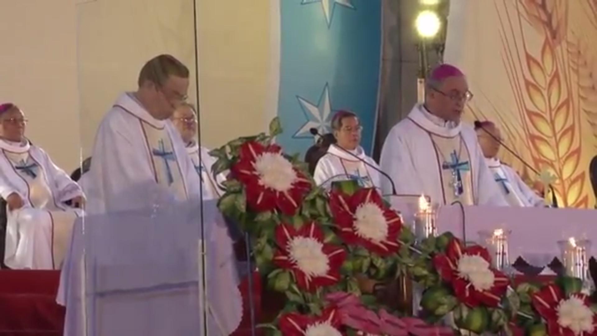 """Đặc sứ Vatican: """"Các Caesar Việt Nam hãy trả Thiên Chúa những gì thuộc về Thiên Chúa"""""""