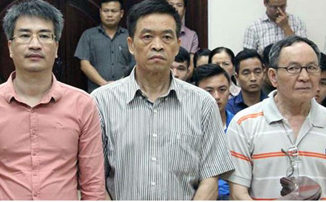 Hai quan chức Vinashinlines bị y án tử hình