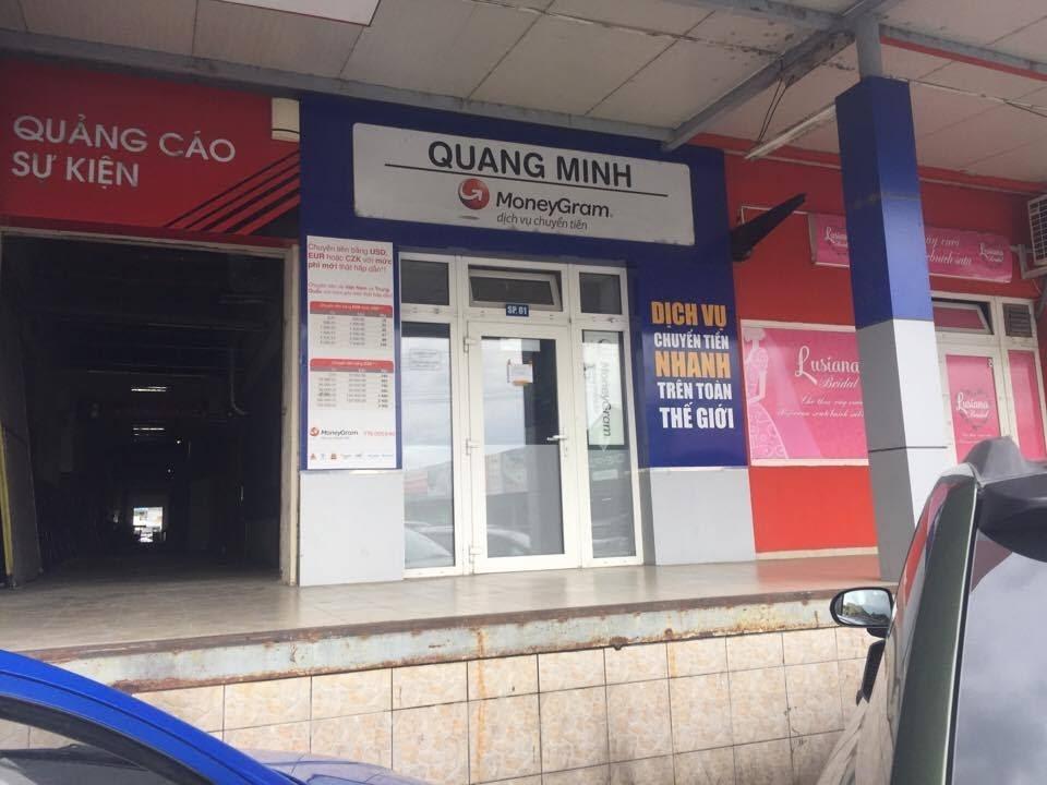 Văn phòng MoneyGram ở Praha bị nghi rửa tiền cho quan chức CSVN