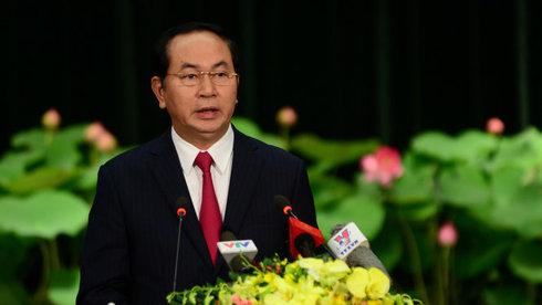 Chủ tịch nước CSVN kêu gọi đợt đàn áp mới đối với truyền thông mạng
