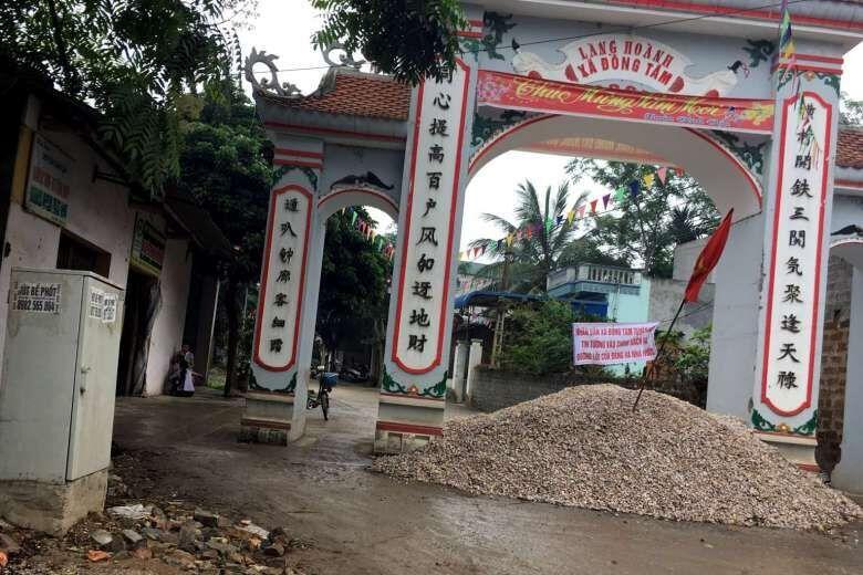 Công an và bộ quốc phòng CSVN triệu tập 70 người dân xã Đồng Tâm