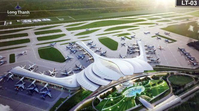 Công ty Việt Nam đề nghị mời nhà đầu tư Trung Cộng xây phi trường Long Thành