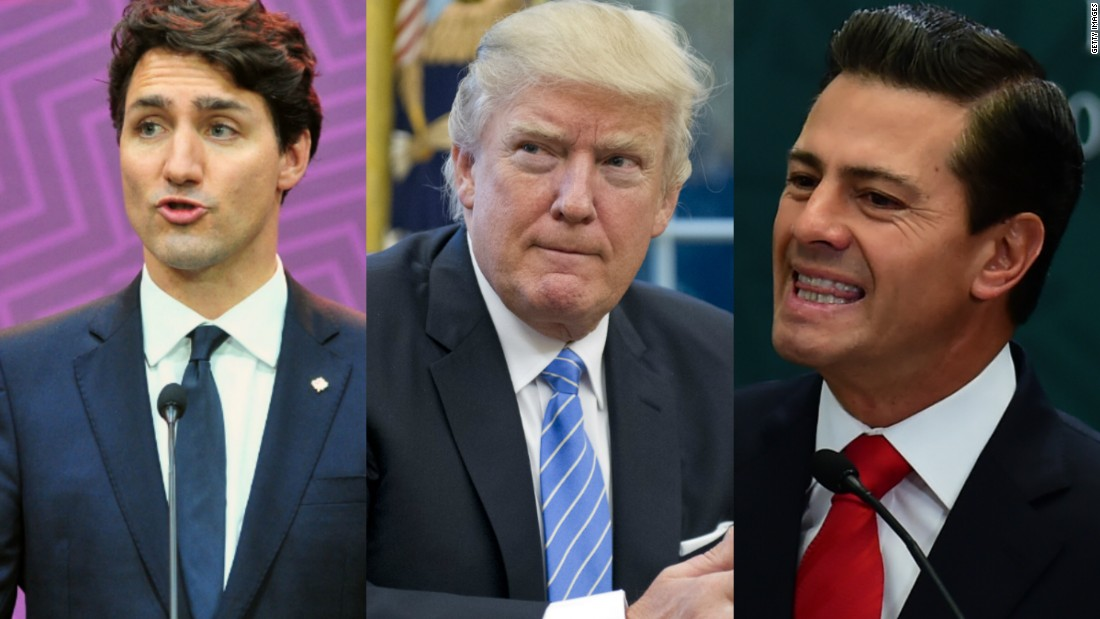 Trước vòng đàm phán kế tiếp, tổng thống Trump dọa hủy NAFTA