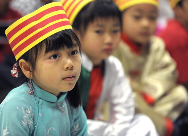 Học khu Garden Grove, California bắt đầu chương trình hội nhập song ngữ Anh-Việt thứ hai tại Quận Cam