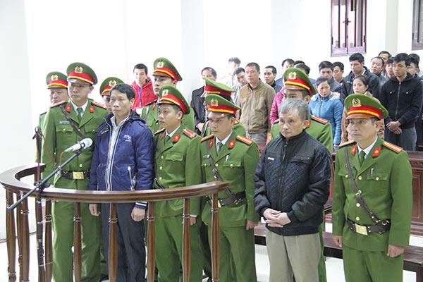 Hai nhà tranh đấu Trần Anh Kim và Lê Thanh Tùng bị chuyển trại tù