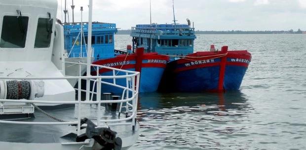 Mã Lai cấp phép cho 31 tàu cá Việt Nam đánh bắt ở Sabah