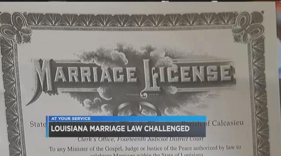 Cặp gốc Việt kiện tiểu bang Louisiana không cấp hôn thú do không có khai sanh