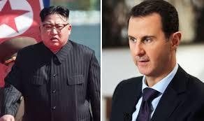 Bắt 2 tàu Bắc Hàn chở vũ khí đến Syria