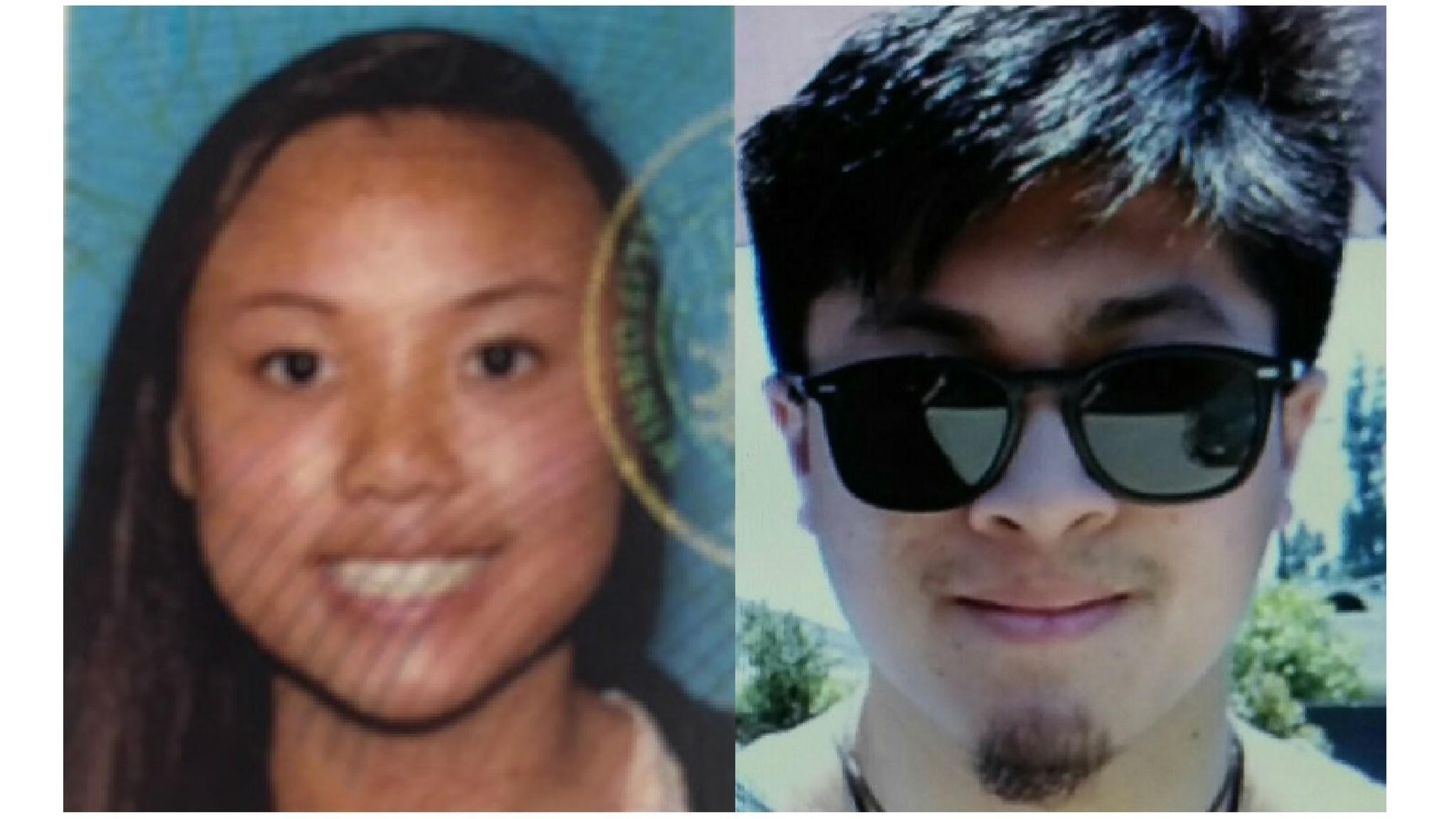 Cô gái gốc Việt và bạn trai mất tích trong một công viên ở California