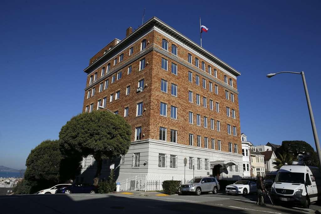Hoa Kỳ ra lệnh đóng cửa lãnh sự quán Nga ở San Francisco