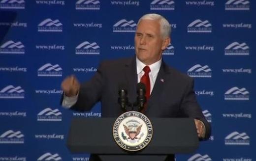 Phó tổng thống Mike Pence thông báo Hoa Kỳ chính thức rút ra khỏi Thỏa Thuận Khí Hậu Paris 2015