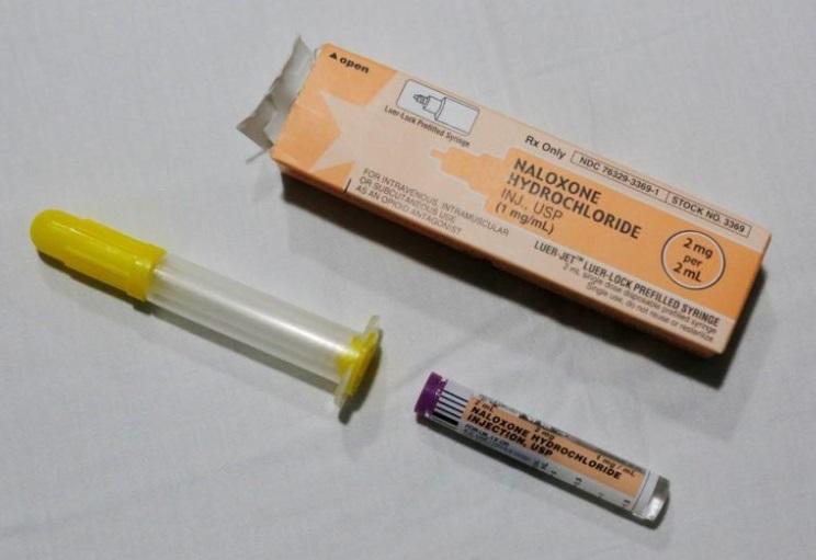 Tổng thống Trump tổ chức họp báo ở New Jersey về đại dịch ma túy