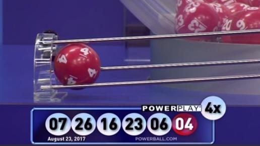 Một người may mắn ở Massachusetts trúng độc đắc Powerball trị giá 758.7 triệu Mỹ kim