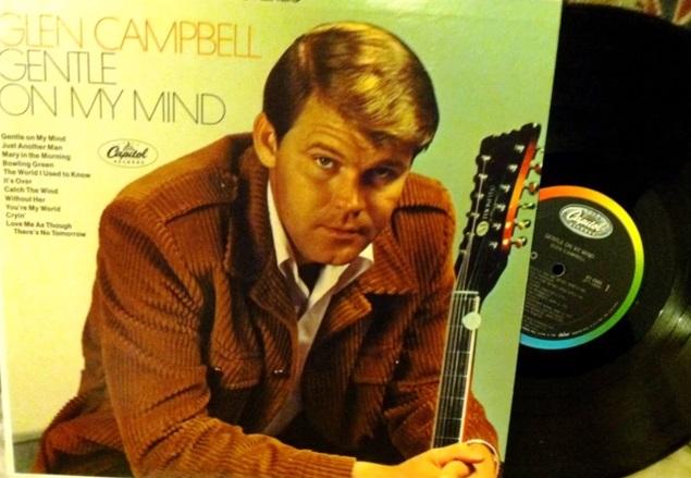 Huyền thoại nhạc đồng quê Glen Campbell qua đời ở tuổi 81