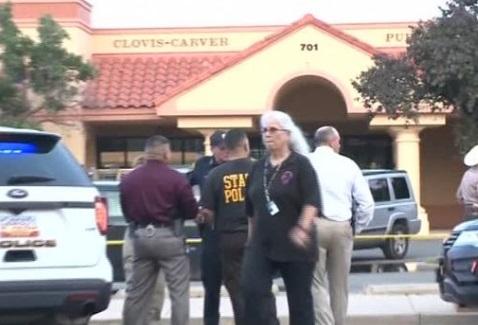 Nổ súng ở thư viện New Mexico, 2 người chết 4 bị thương nặng
