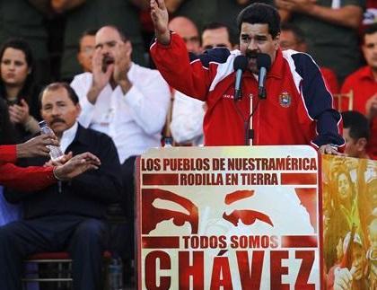 Cuba phản đối Hoa Kỳ cấm vận Venezuela
