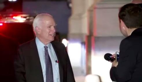 Thượng nghị sĩ John Mccain lên kế hoạch trở lại thượng viện vào tháng 9