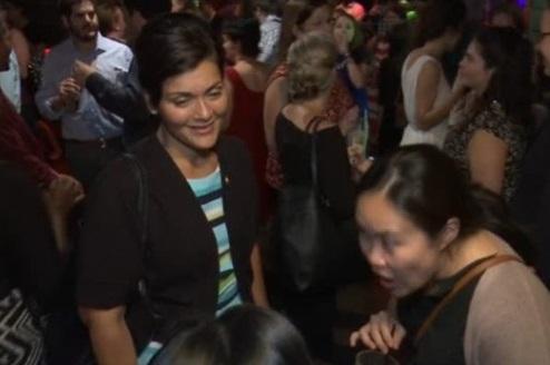 Đảng Dân Chủ: một lượng phụ nữ rất đông đang được huấn luyện để tham gia chính trường