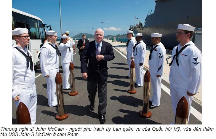 Việt – Mỹ sẽ tập trận và 'Cam Ranh'? (Thiền Lâm)