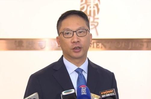 Bộ trưởng tư pháp Hong Kong bác bỏ có động cơ chính trị trong bản án tù dành cho 3 nhà dân chủ