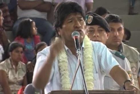 Tổng thống Bolivia lên án tuyên bố của tổng thống Trump doạ can thiệp quân sự tại Venezuela