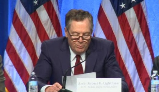 Hoa Kỳ giữ lập trường cứng rắn trong cuộc đàm phán NAFTA