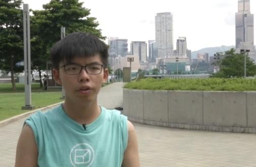 Lãnh đạo sinh viên Hong Kong đối mặt án tù vì biểu tình dân chủ