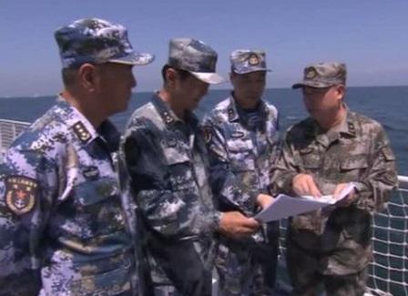 Trung Cộng chuyển mối quan tâm từ Biển Đông sang Hoàng Hải