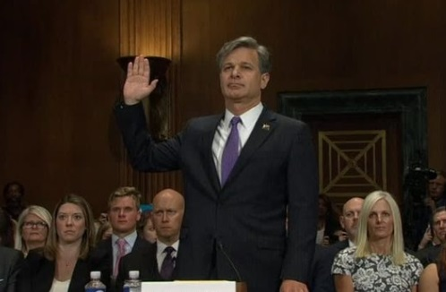 Luật sư Christopher Wray được thượng viện xác nhận làm tân giám đốc FBI
