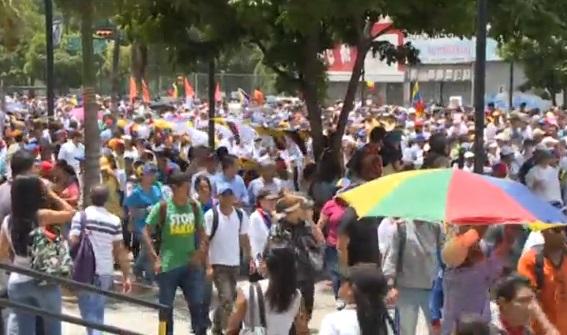 Giới công nhân Venezuela quay lại chống Maduro vì cuộc sống quá khó khăn