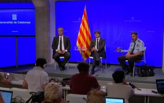 Kẻ tấn công khủng bố tại Barcelona có thể đã trốn sang Pháp