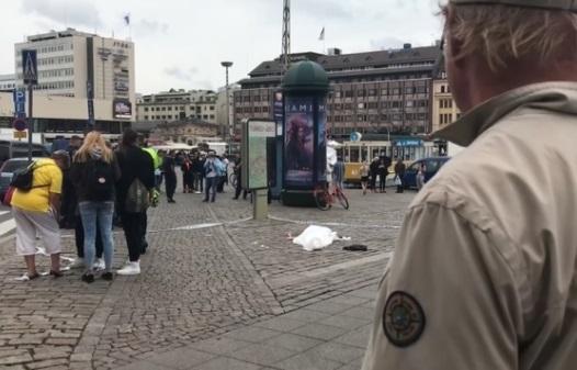 Tấn công bằng dao tại chợ ở Phần Lan, ít nhất 2 người chết