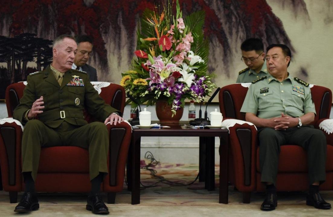 Trung Cộng chỉ trích hành động của Hoa Kỳ liên quan đến Đài Loan và Biển Đông