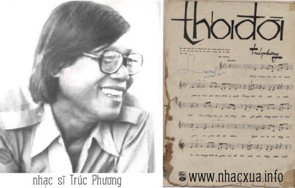 Nhạc sĩ Trúc Phương: cuộc đời buồn như những sáng tác của chính mình