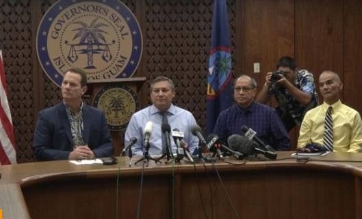 Thống đốc Guam Eddie Calvo: không có kế hoạch di tản cư dân ra khỏi đảo