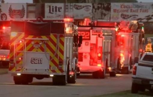 Ba người bị bắn chết tại cuộc đua xe ở Wisconsin
