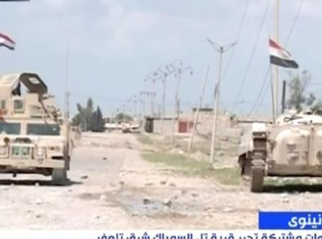 Iraq phản công tái chiếm tal Afar từ tay phiến quân ISIS