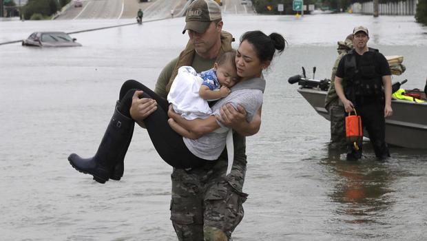 Đài truyền hình SBTN tổ chức gây quỹ cứu trợ nạn nhân bão lụt Harvey