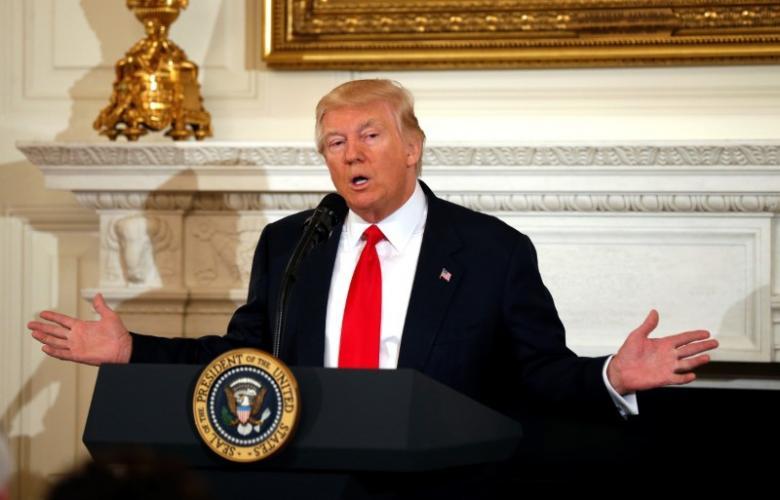 Tổng thống Trump công bố dự luật giảm người nhập cư hợp pháp, bỏ chương trình bảo lãnh cha mẹ anh em