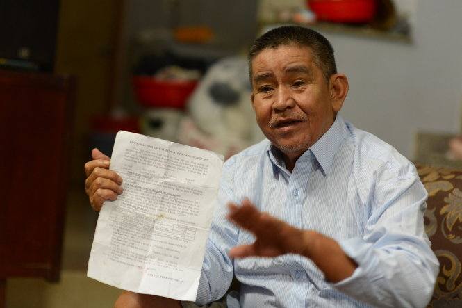 Người dân Sài Gòn bất mãn vì chính quyền âm thầm tăng thuế đất