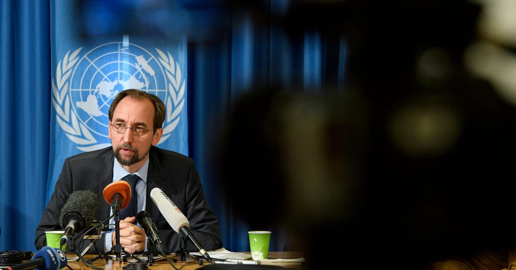 Cao Ủy Nhân Quyền Liên Hiệp Quốc tuyên bố tự do báo chí bị ông Trump tấn công